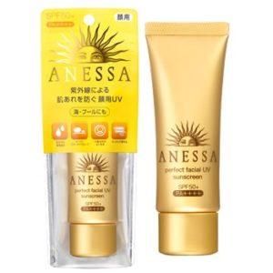 Kem chống nắng Shiseido Anessa perfect facial
