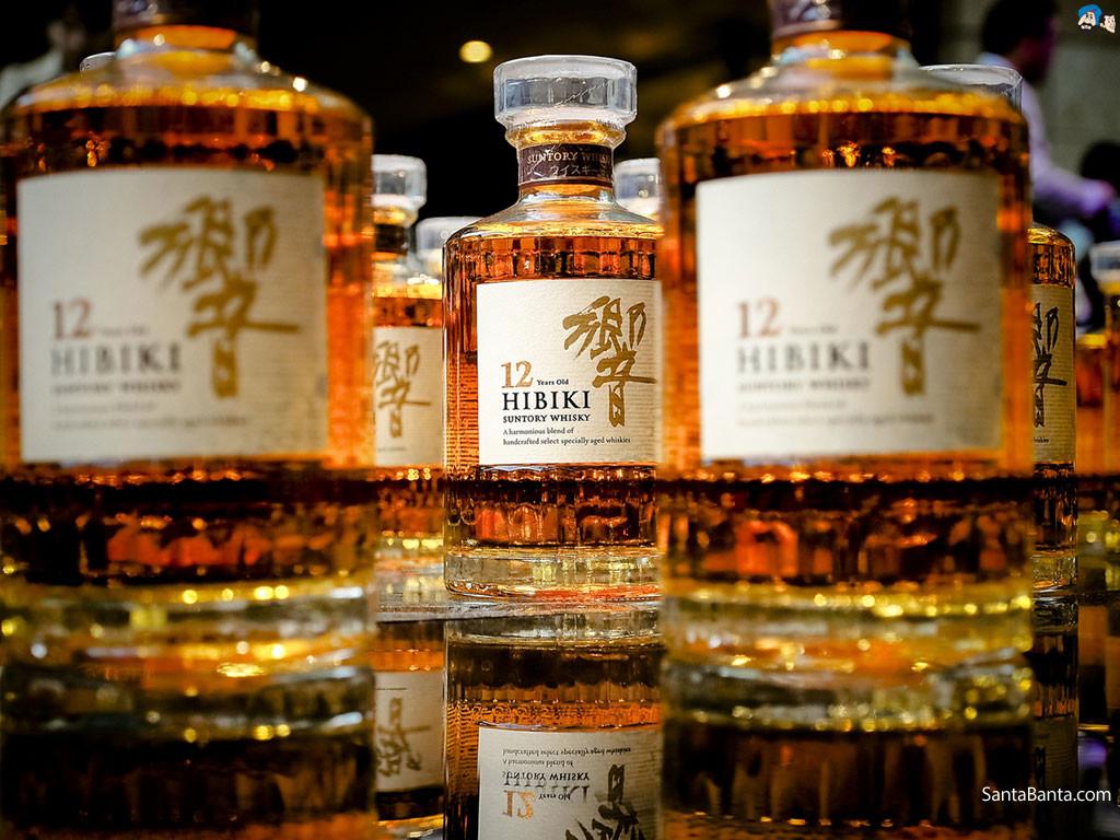Rượu Suntory Hibiki 12