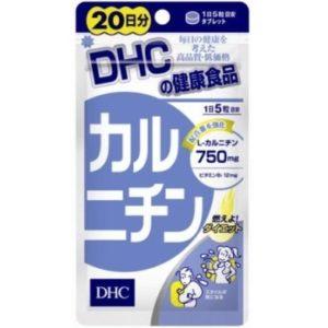 Viên uống giảm cân Carnitine DHC 20 ngày