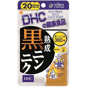 Viên uống tỏi đen DHC của Nhật