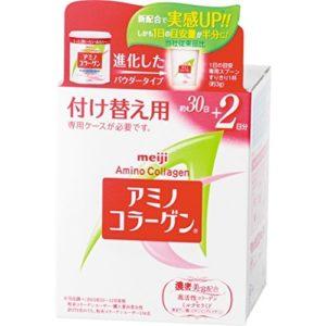 Bột Collagen Meiji Amino hàng Nhật nội địa