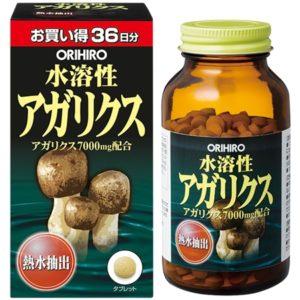 Nấm Agaricus Orihiro của Nhật hàng xách tay