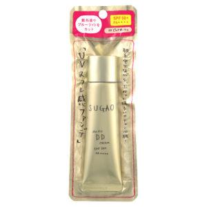 sugao-02Kem trang điểm Sugao Air Fit DD Cream màu 02 dành cho da có tông trung bình, không sáng lắm